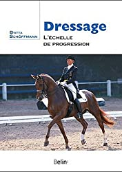 Dressage : l'échelle de progression