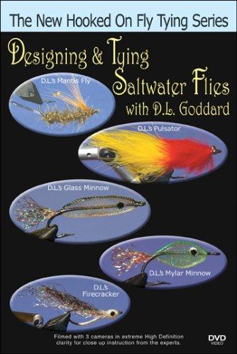(Designing & Tying Saltwater Flies)