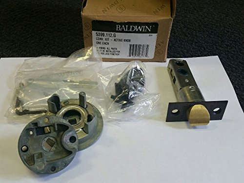 Baldwin Hardware 5399.112.G Conversion Kit
