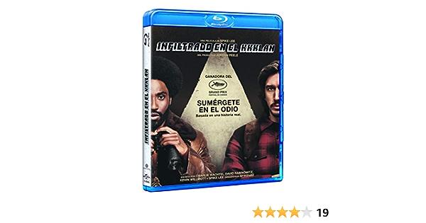 Infiltrado En El Kkklan [Blu-ray]: Amazon.es: John David ...