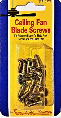 Ceiling Fan Blade Screws - Screw Fan Ceiling
