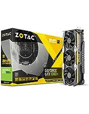 ZOTAC GeForce GTX 1080 Ti AMP Extreme 11GB GDDR5X 352-bit PCIe 3.0 Gaming Graphics Card VR Ready (ZT-P10810C-10P)