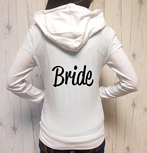 The 7 best bride hoodie zip up for 2019
