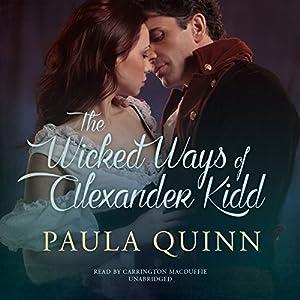 The Wicked Ways of Alexander Kidd Audiobook