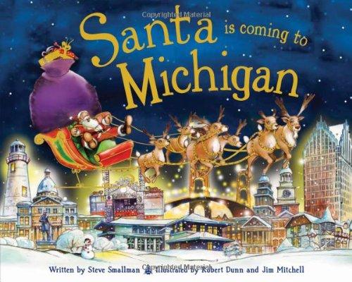 Download Santa Is Coming to Michigan pdf epub
