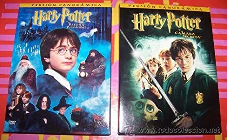 Pack harry potter: la piedra filosofal / la camara secreta ***DVD ...