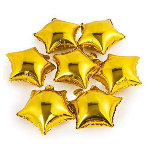 - Star-shaped Balloon,10