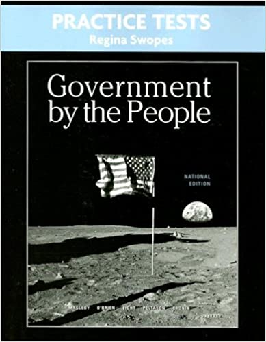 Amazon. Com: government by the people: basic edition (9780137137718.