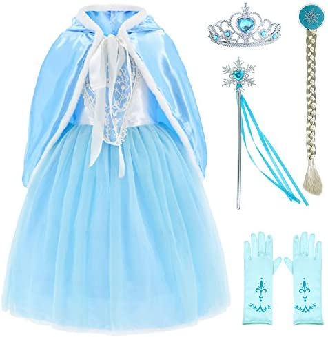 Princess Costumes Birthday Little Accessories product image