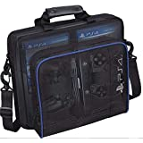 For Sony Playstation 4 Console Carrying Host Bag Package PS4 Protable Travel Storage Carry Protective Bag Case