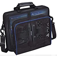 SKEIDO For Sony Playstation 4 Console Carrying Host Bag Package PS4 Protable Travel Storage Carry Protective Bag Case