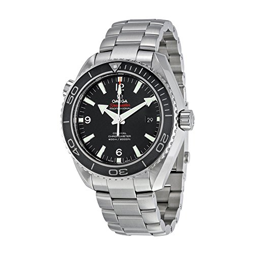 Omega Seamaster Planet Ocean 600 Meters Co-Axial Black Dial Men's Watch (Model:232.30.46.21.01.001)