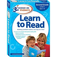 Hooked on Phonics Learn to Read - Second Grade: Level 2 (Ages 7-8)