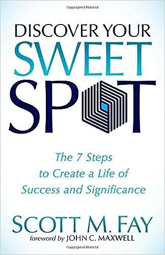 The Sweet Spot A Novel