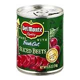 Del Monte Fresh Cut Sliced Beets