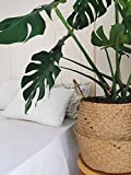DOKOT Super Large Seagrass Belly Basket with