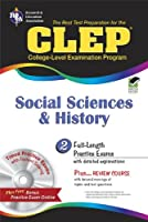 CLEP® Social Sciences and History w/CD (CLEP Test Preparation)