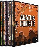 capa de Coleção Agatha Christie - Caixa 3