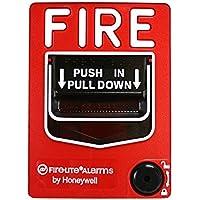 Bg-12 - Firelite Fire Alarm Pull Station