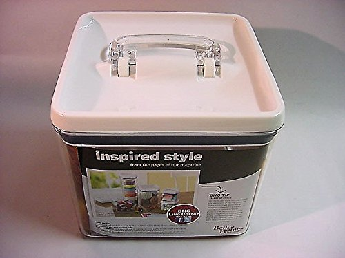 Better Homes and Gardens 235 Cup Flip Tite Food Containers