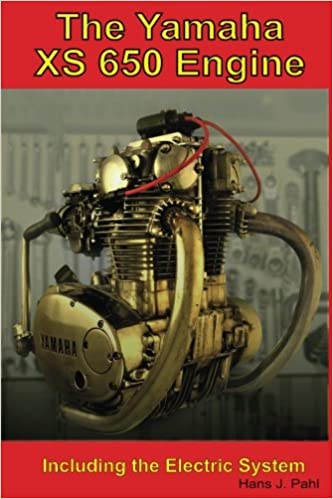 The yamaha xs650 engine including the electrical system hans the yamaha xs650 engine including the electrical system hans joachim pahl 9781544270630 amazon books fandeluxe Gallery