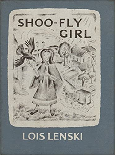 Shoo-fly Girl