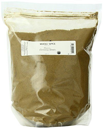 Whole Spice Caraway Seed Organic, 5 Pound by Wholespice