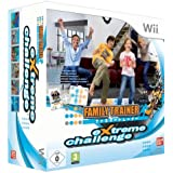 Family Trainer Extreme Challenge [Importación italiana]