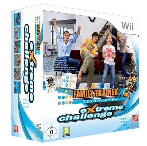 10 opinioni per Family Trainer Extreme Challenge