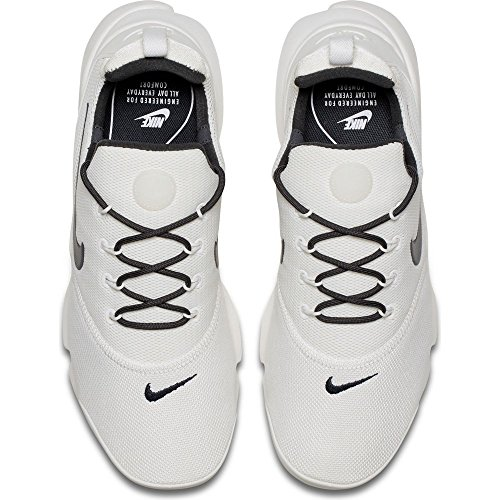 Nike Wmns Presto Fly, Baskets Femme, Blanc (Blanc Sommet/Blanc Sommet/Anthracite 104), 36.5 EU