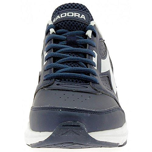 Diadora 171470 Sc Um Forma 7 Sl C2818 Blu / Bianco (tg 47)