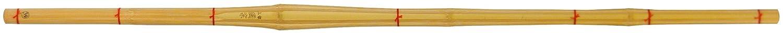 Shinai de bambu estandar (Kyoto Kunimune) con la espada de cuero / de bambu de Kendo (Hecho en Japon!) Takefuji