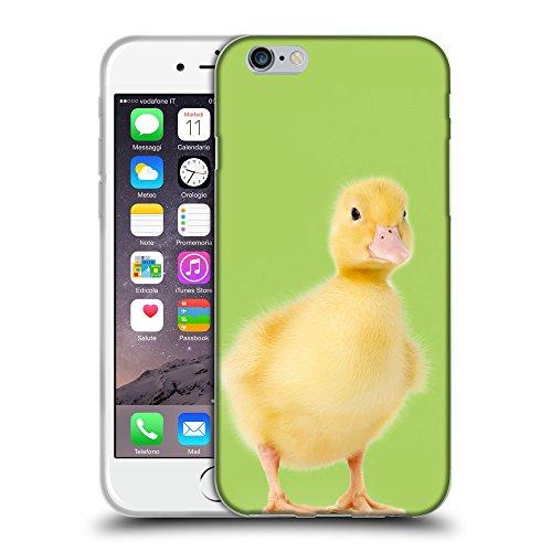 "GoGoMobile Coque de Protection TPU Silicone Case pour // Q05780628 Canetons inchworm // Apple iPhone 6 PLUS 5.5"""