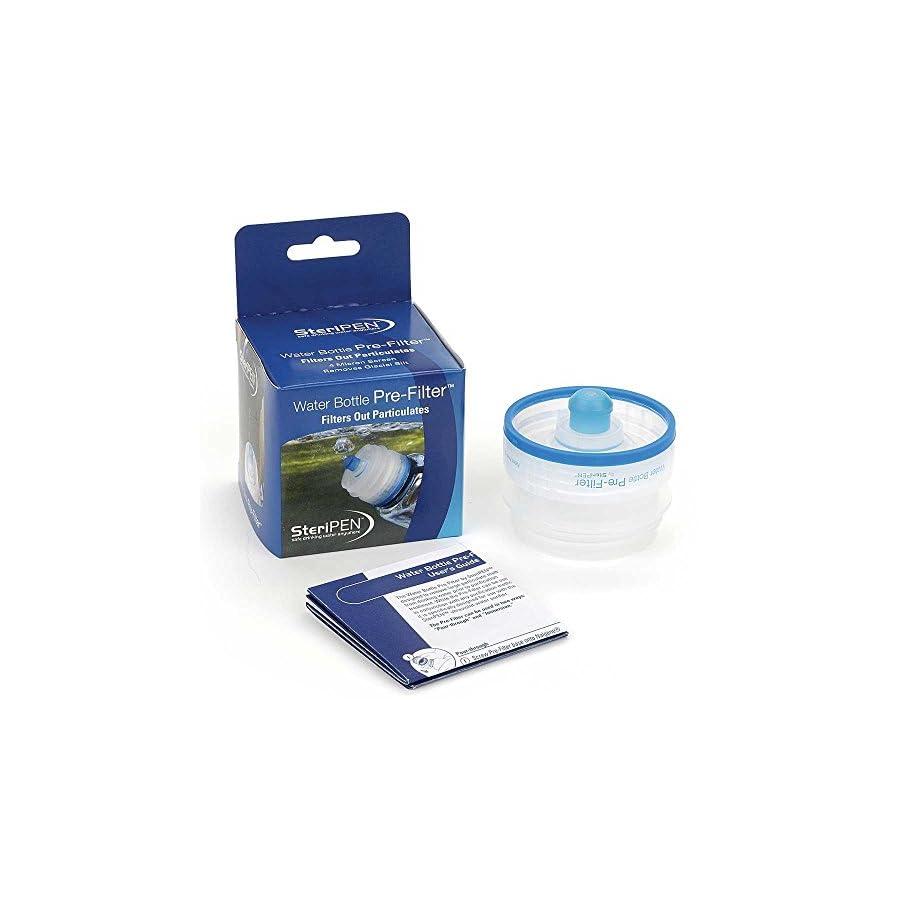 SteriPen Aqua Double Duty Water Purification System
