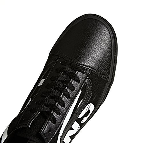 Vans Skate Shoes Old Skool Shoes - Black.