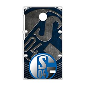 FC Schalke 04 Brand New And High Quality Hard Case Cover Protector For Nokia Lumia X