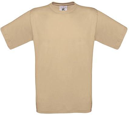 T-Shirt Exact 190 Basics Rundhals Shirt viele Farben B&C S-XXL M,