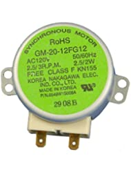 LG Electronics 6549W1S008A Microwave Oven Turntable Stirrer Motor by GE