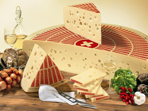 Swiss Emmentaler Sold by the pound