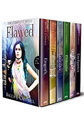 Flawed Series Box Set: A Romantic Supernatural Suspense Collection