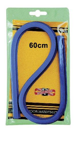 Koh-I-Noor 717038 - Guida per disegno, flessibile, 60 cm, colore blu 33717038
