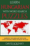 Learn Hungarian with Word Search Puzzles