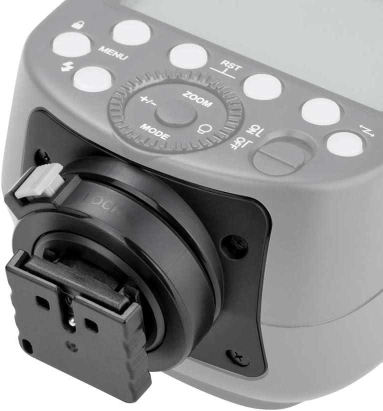 Godox Hot Shoe de Synchro Mount Adaptateur de Sabot pour Flash Godox V1-S Speedlite