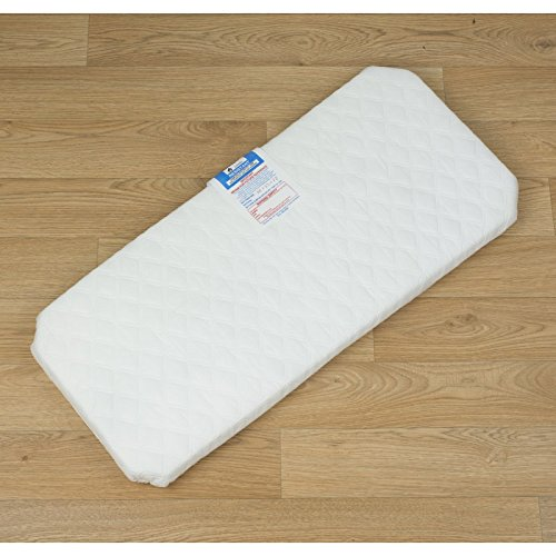 Baby Birds Replacement Safety Mattress to fit the Silver Cross Sleepover Pram