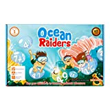 OCEAN RAIDERS addition (early learning) board game STEM toy Math manipulative and resource for kids 6 years and up