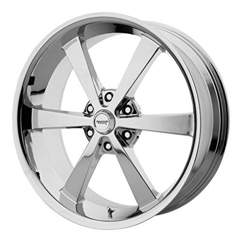 American Racing VN509 22x9 6x139.7 +30mm Chrome Wheel Rim