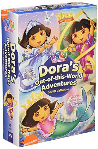 Dora the Explorer: Dora's Out-Of-This-World Adventures by Fatima ()