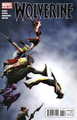 (Wolverine (4th Series) #13 VF ; Marvel comic book)