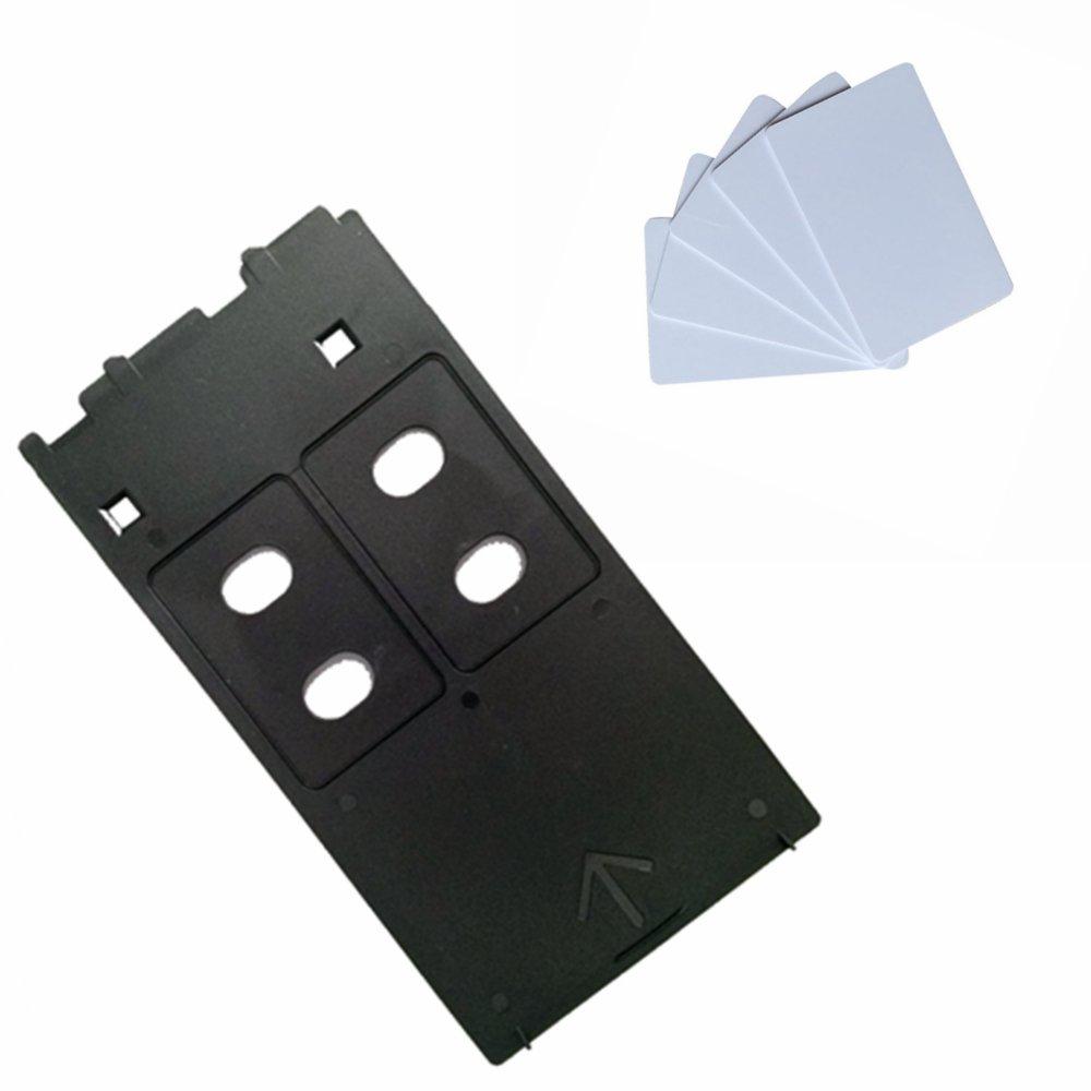 Pakin - Bandeja para impresora de inyección de tinta de PVC para ...