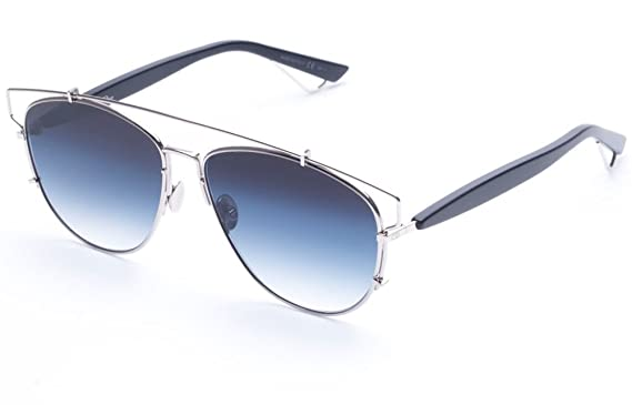 59ed806d22ae Image Unavailable. Image not available for. Color  Dior Technologic  Sunglasses 57mm Silver ...